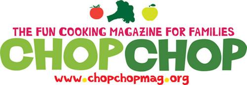 ChopChop Magazine Named A Winner Of A 2013 Parents' Choice Magazine Award - Gold