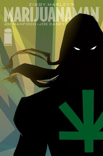 Image Comics Releases Ziggy Marley's MARIJUANAMAN; in Stores April 20th