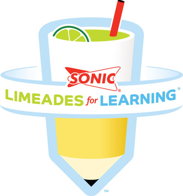 Limeades for Learning.  (PRNewsFoto/SONIC Drive-In)