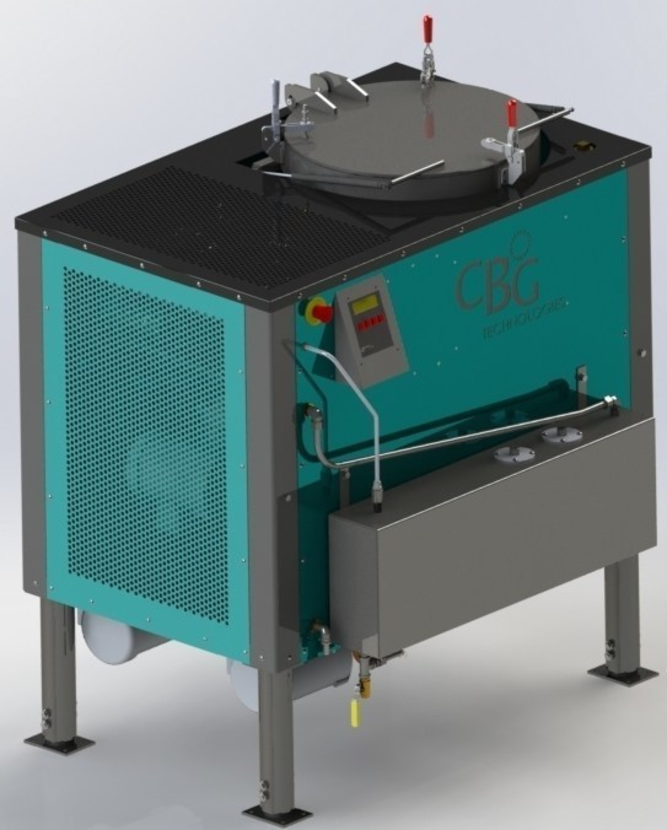 CBG Technologies Introduces PW Series Solvent Recycler for Precision Parts Cleaning Applications