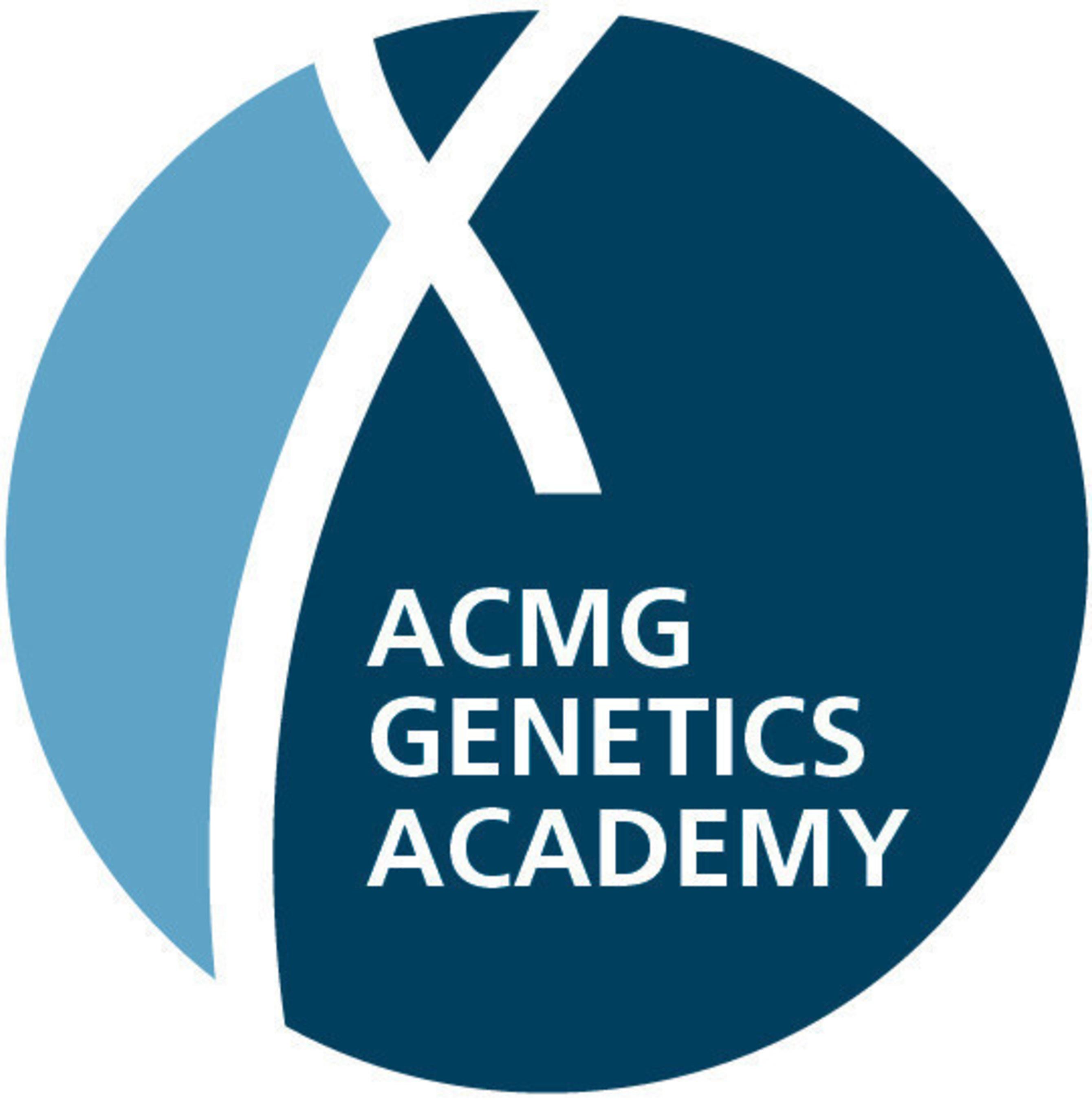American College of Medical Genetics and Genomics (ACMG) Announces New Online 'Genetics Academy'