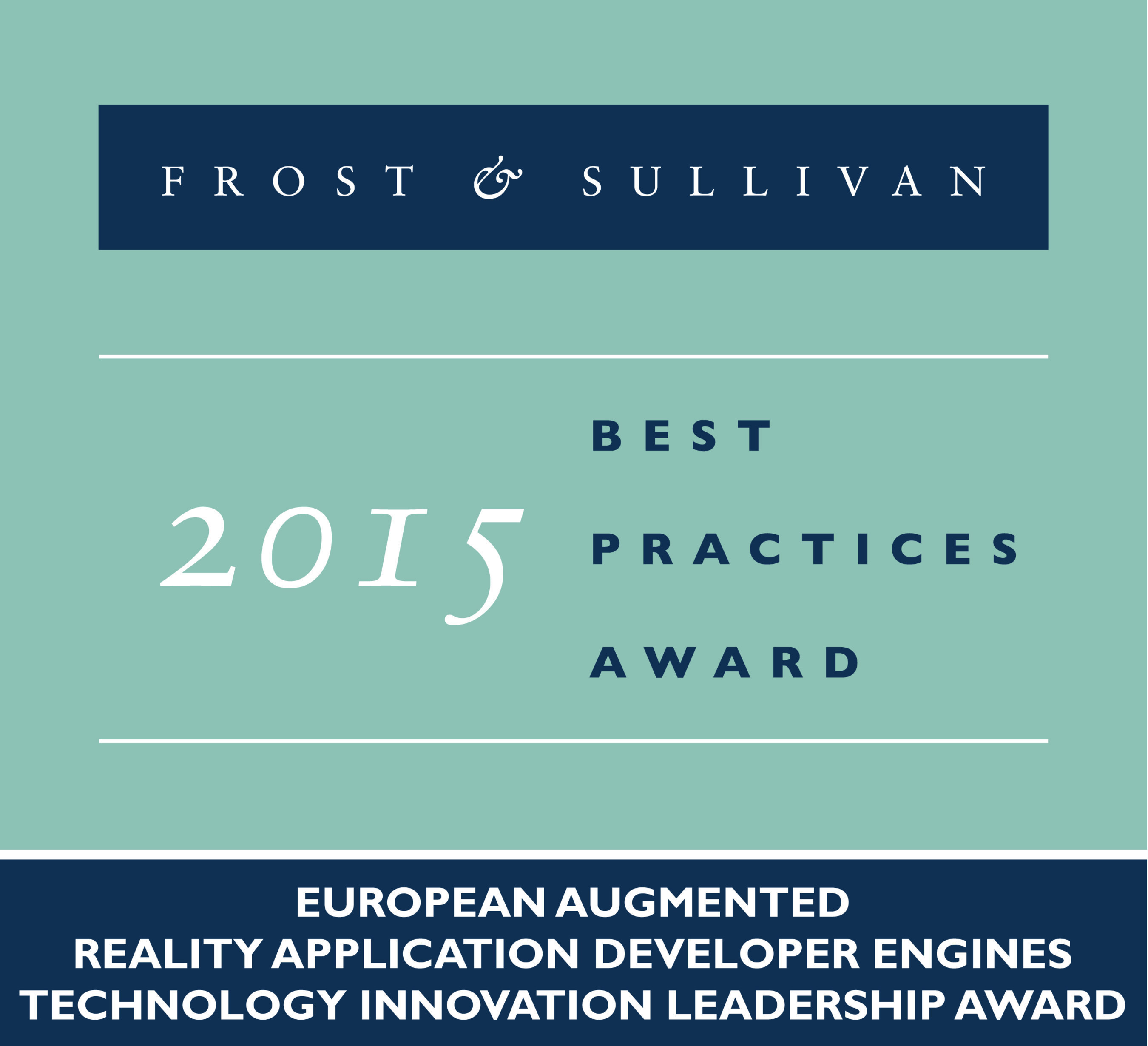Frost & Sullivan Lauds InfinityAR's Innovative Approach to Delivering Superior Augmented Reality