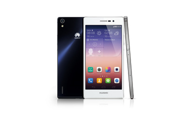 Huawei Ascend P7 (PRNewsFoto/Huawei Consumer Business Group)