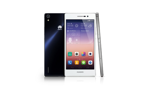 Huawei Ascend P7 (PRNewsFoto/Huawei Consumer Business Group)