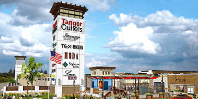 Tanger Outlets in Fort Worth 2