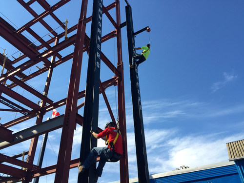 Brains and Brawn on Display at Recent Ironworker Apprentices Competition