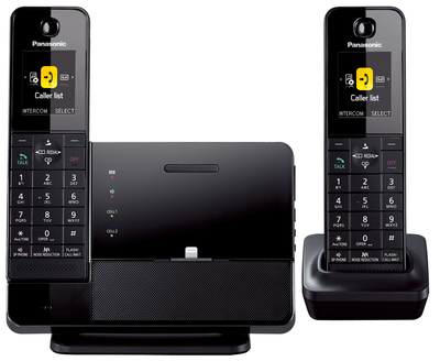PANASONIC ANNOUNCES PRICING AND AVAILABILITY FOR NEW DOCK STYLE HOME CORDLESS TELEPHONE