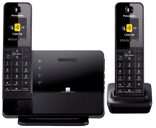 PANASONIC ANNOUNCES PRICING AND AVAILABILITY FOR NEW DOCK STYLE HOME CORDLESS TELEPHONE (PRNewsFoto/Panasonic)