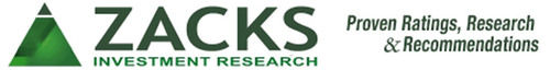 Zacks Investment Research, Inc., www.zacks.com.  (PRNewsFoto/Zacks Investment Research)
