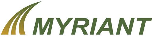 Myriant Corp logo. (PRNewsFoto/Myriant Corporation)