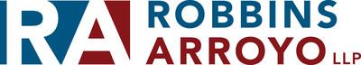 Robbins Arroyo LLP. (PRNewsFoto/Robbins Arroyo LLP)