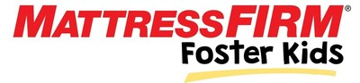 Mattress Firm Foster Kids logo