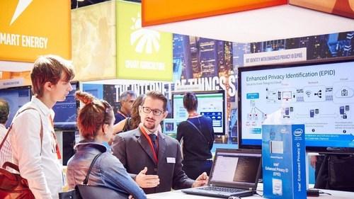 GE, Intel, Microsoft, MIT, Red Hat, Schneider and the World Economic Forum, IoTS World Congress keynotes (PRNewsFoto/Fira de Barcelona)