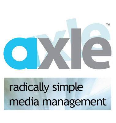 axle Video, which develops radically simple media management software, is announcing a new solution with support for Adobe Anywhere for Video.  This system, axle Gear for Adobe Anywhere, takes media management technology that was previously expensive and complex, and makes it available on an appliance connected to Adobe's innovative new Anywhere for Video distributed editing system.  Users of the system can review and approve, select, annotate and search their media on the axle Gear browser interface, then edit using Anywhere.  (PRNewsFoto/axle Video, LLC)