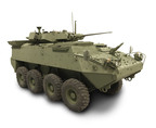 General Dynamics Awarded $1 Billion to Upgrade LAV III Vehicles by Government of Canada