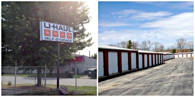 U-Haul Expands Self-Storage Operations in Cedar Falls with the Acquisition of University Self Storage. (PRNewsFoto/U-Haul)