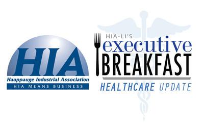 HIA-LI Executive Breakfast Healthcare Update (PRNewsFoto/HIA-LI)