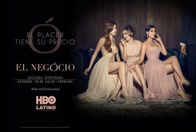 El Negocio on HBO Latino / El Negocio en HBO Latino