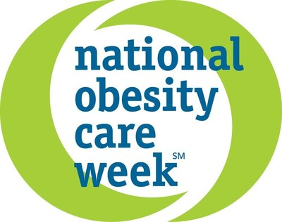 National Obesity Care Week (NOCW), an annual campaign to advance a comprehensive, compassionate and personalized approach to treating obesity as a disease. (PRNewsFoto/The Obesity Society)