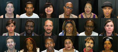 The HIV Story Project developed the concept in 2010 by creating an interactive Generations HIV Video Storytelling Booth at Under One Roof in San Francisco to record video testimonials about people's experiences with HIV/AIDS.