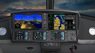 Cirrus Aircraft has introduced the Cirrus Perspective Touch by Garmin, a touchscreen-based flight deck specifically for the new Vision SF50 Personal Jet.
