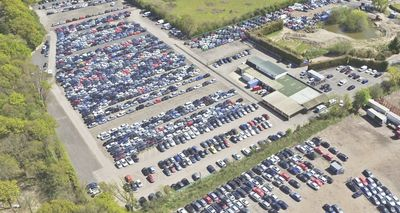 Cophall Parking Gatwick: Park First airport car parking is set to become the highest yielding and is showing the fastest growth of any buy-to-let property
