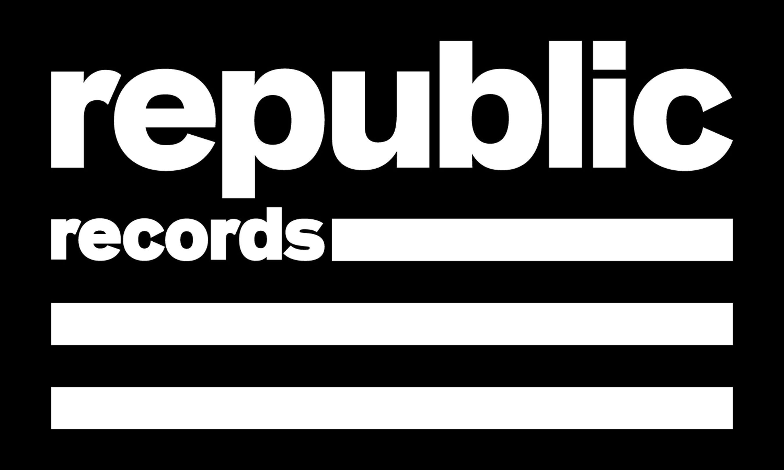 Republic Records. (PRNewsFoto/Republic Records) (PRNewsFoto/)