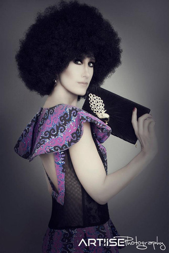 Fro-Nationale Fashion Showcase, March 21st at The Highline Loft, Chelsea, NYC