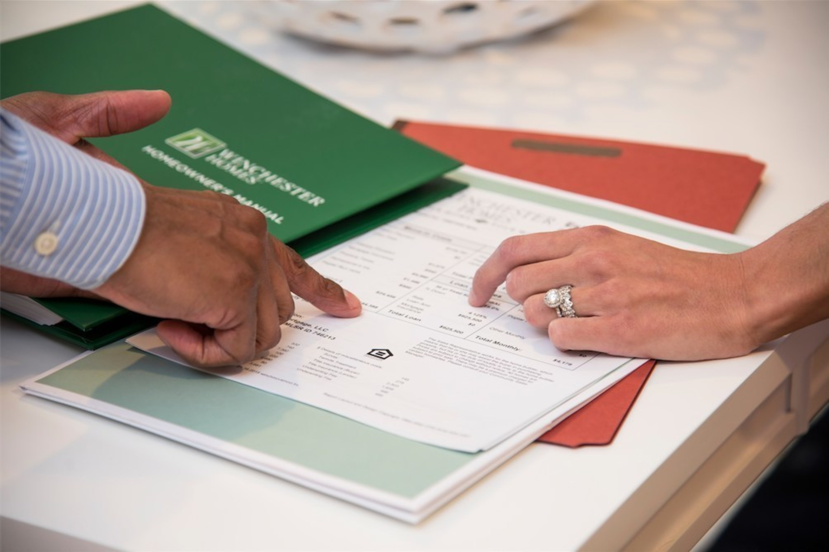 TRI Pointe Connect will offer an integrated team of mortgage loan consultants in the Maryland and Virginia markets, who will provide personalized service, competitive rates, and a wide portfolio of mortgage products to Winchester home buyers - all intended to make the home buying process simple and smooth.