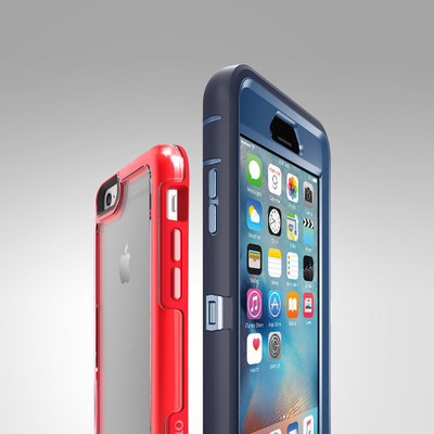 OtterBox cases for iPhone 6s and iPhone 6s Plus are available now.