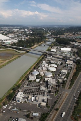 Serving as Primary Consultant for the Tacoma Central Wastewater Treatment Plant Flood Protection Project, the CH2M design team helped bring the project to fruition within budget and two months ahead of schedule.