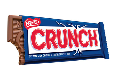 Nestle Crunch national fun survey finds 86% of Americans are having fun despite down economy.  (PRNewsFoto/Nestle USA)