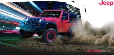 "Jeep Wrangler ""Slim"".  (PRNewsFoto/Chrysler Group LLC)"