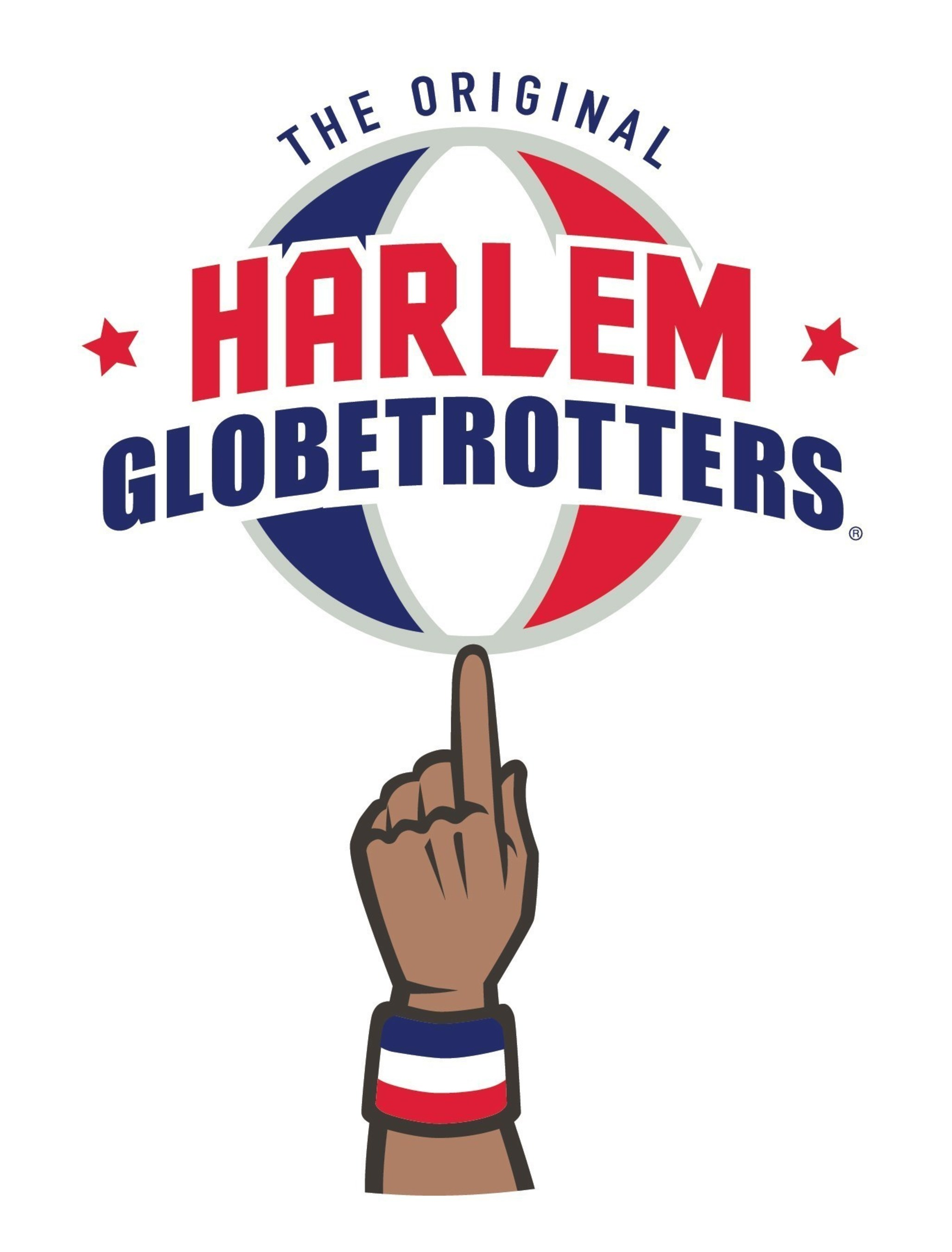 Harlem Globetrotters Unveil New Logo For First Time In 25 Years