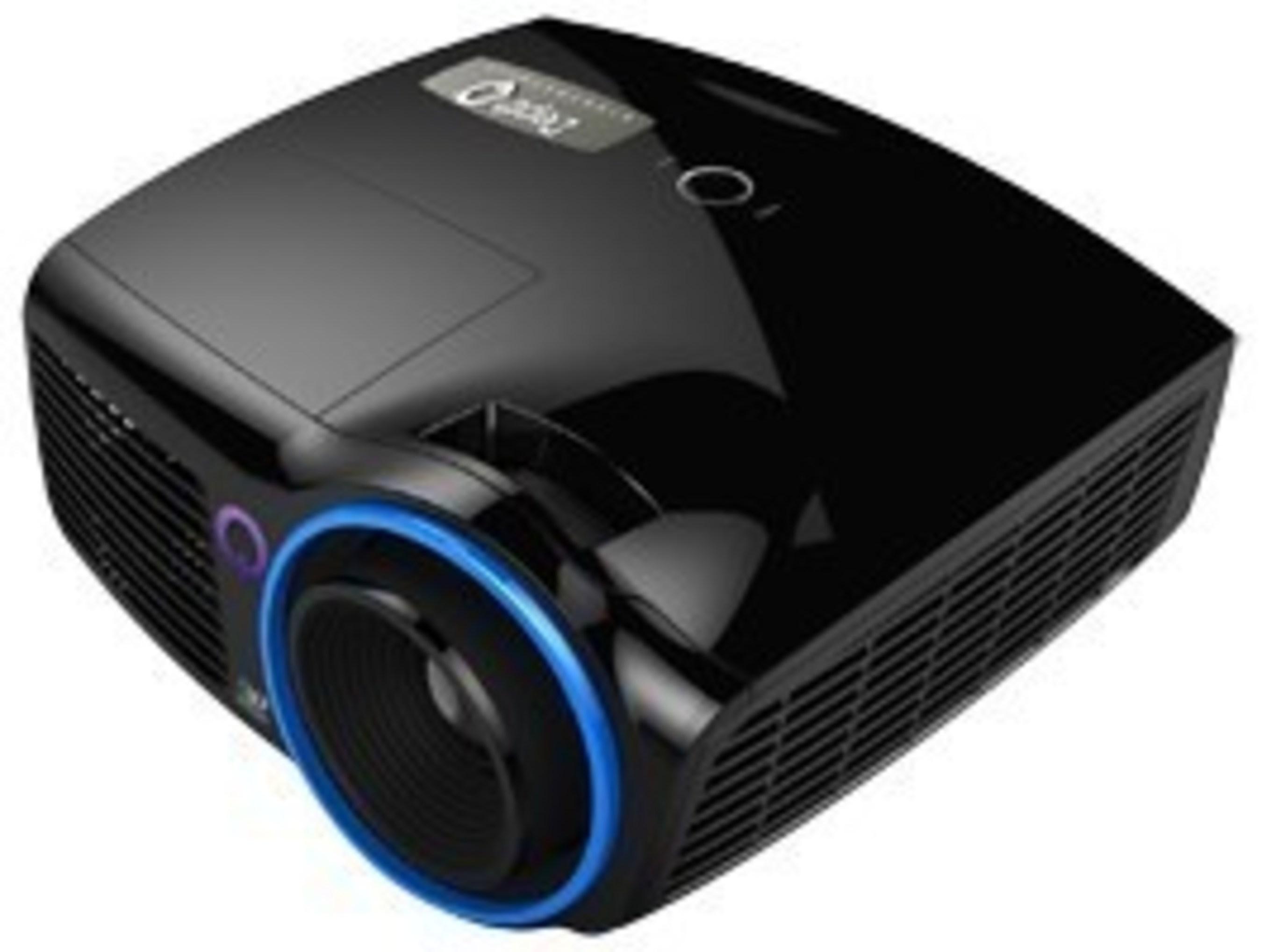 DepthQ(R) HDs3D2 3D Projector (PRNewsFoto/Lightspeed Design, Inc.)