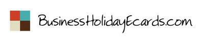 BusinessHolidayEcards.com Logo. (PRNewsFoto/BusinessHolidayEcards.com)