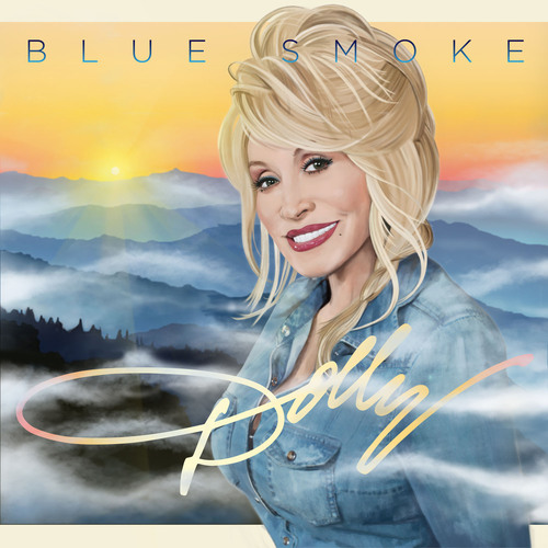 Dolly Parton To Release New Album Blue Smoke In The U.S. On May 13, 2014.  (PRNewsFoto/Sony Music Masterworks)
