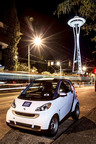 car2go Arrives in Seattle, Washington.  (PRNewsFoto/car2go North America, LLC)