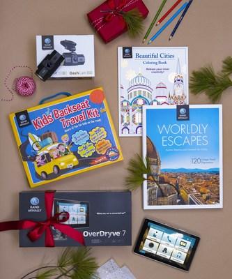 Rand McNally Holiday Gift Guide