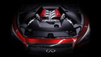 Infiniti Q50 Eau Rouge roars into life - 560-hp engine revealed
