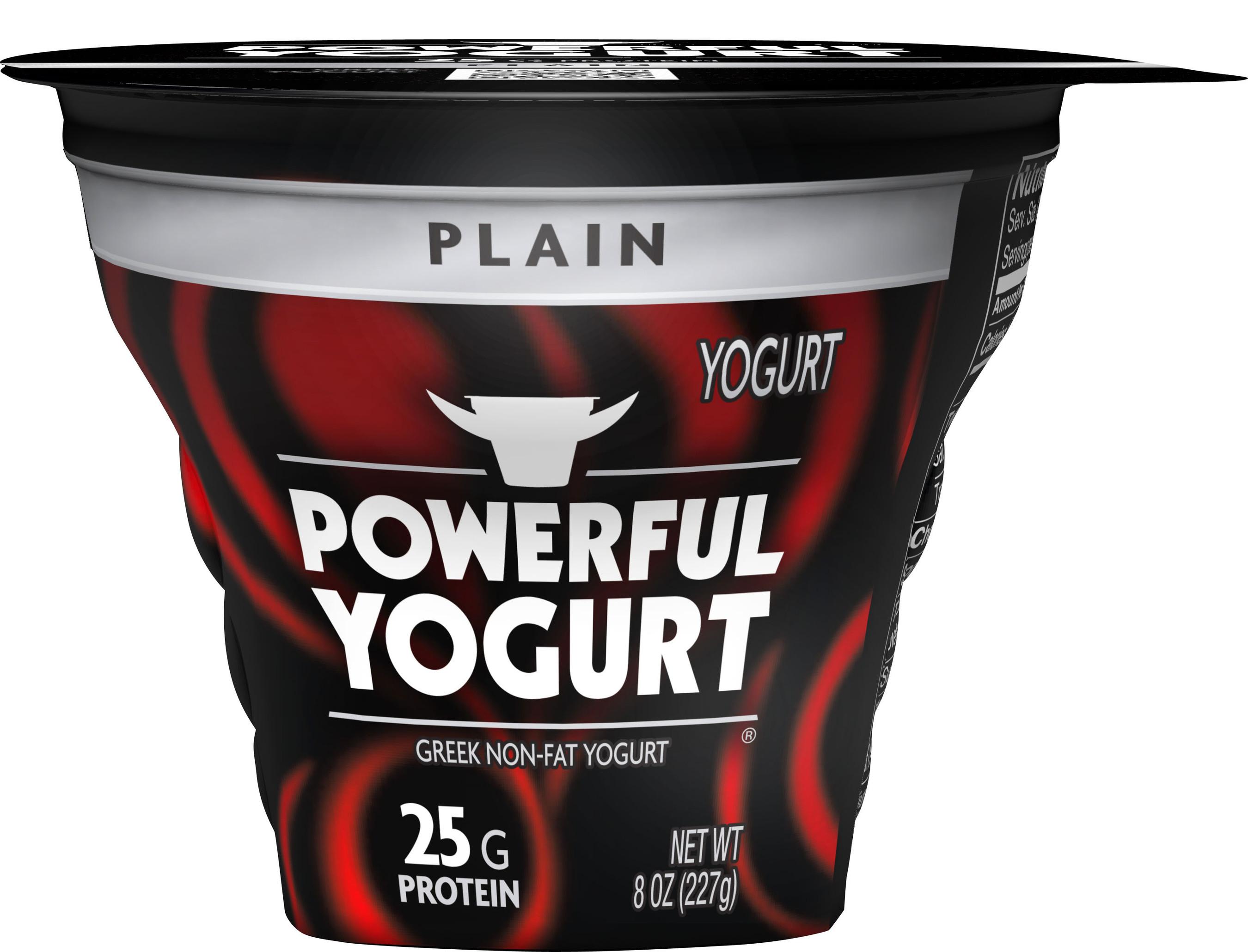 Powerful Yogurt.  (PRNewsFoto/Powerful Yogurt)