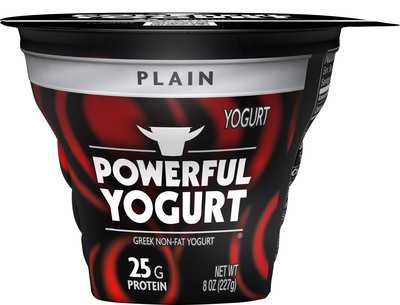 Powerful Yogurt.  (PRNewsFoto/Powerful Yogurt)