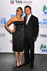 Cameron Diaz & Leonardo DiCaprio Celebrate TAG Heuer Limited-Edition LINK Launch.  (PRNewsFoto/TAG Heuer)