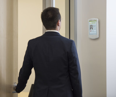 SRI Identity's IOM Access Control Tablet