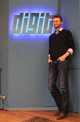 New CTO at Digit Games Studios Dominique Boutin (PRNewsFoto/Digit Game Studios)
