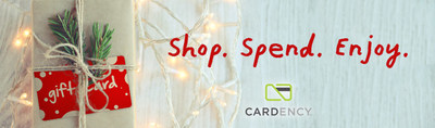 Gift card shopping has never been easier at Cardency.com!