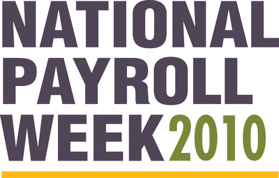 Celebrate payday and the payroll professionals who pay us accurately and on time during National Payroll Week, September 6-10.  (PRNewsFoto/American Payroll Association)