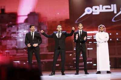 The Arab World's Leading Edutainment TV Show, Stars of Science, Broadcasting on MBC4, Puts 'INNOVATION' Firmly Back on the Map