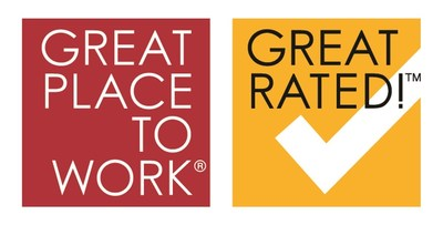 GPTW & Great Rated! Logo