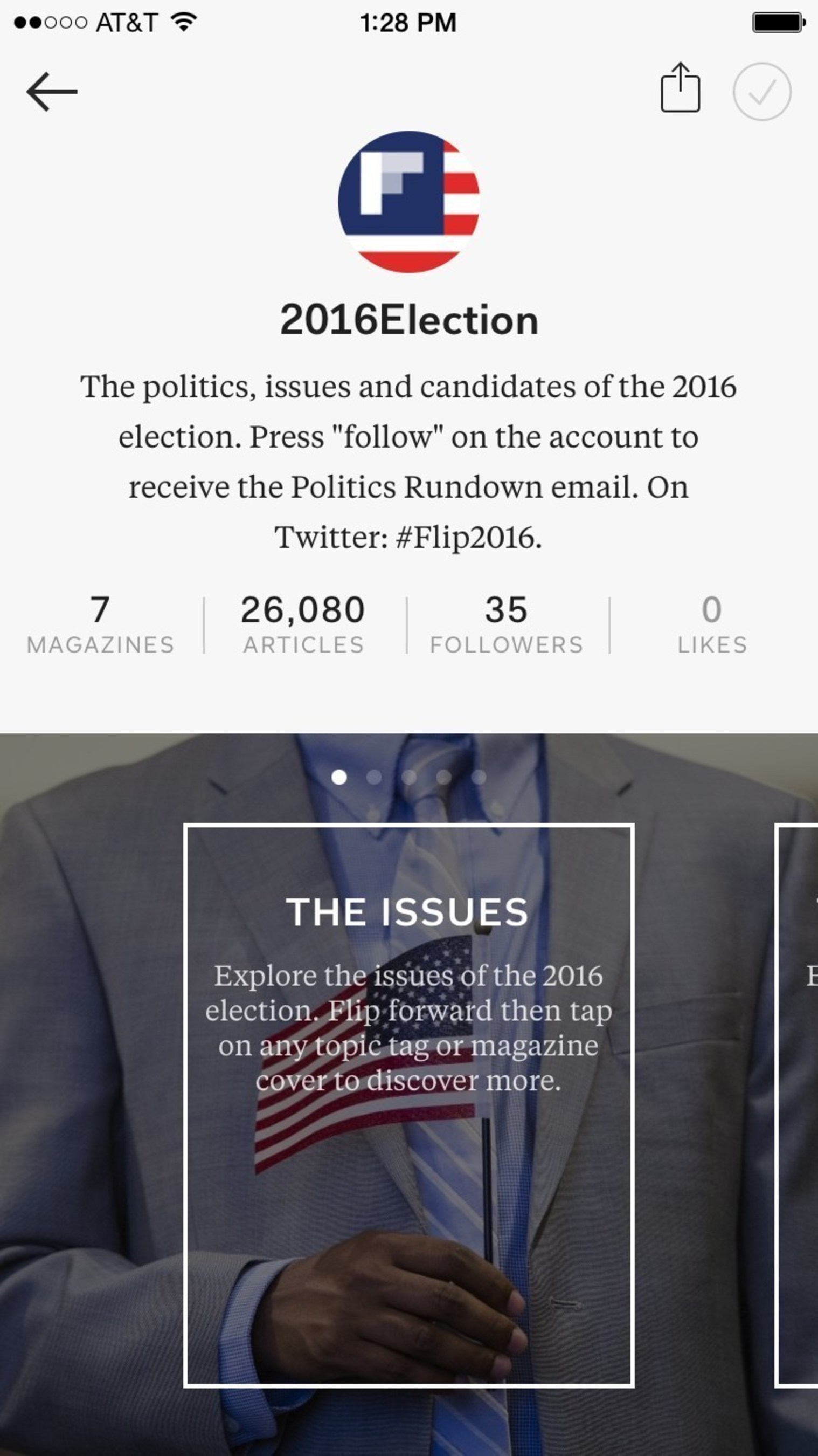 Flipboard Launches 2016 Election Central: All the News and Perspectives on the Campaigns in One Place